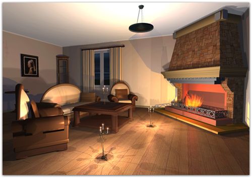 Mondo informatico sweet home 3d for Home sweet home arredamento