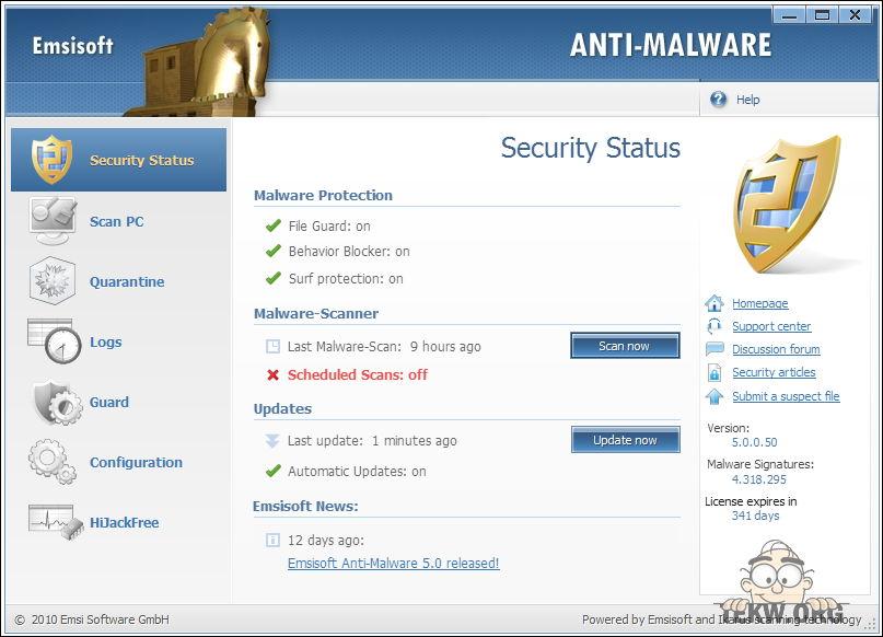 emsisoft anti malware pro