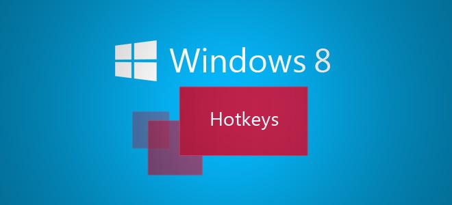 Windows-8-Hotkeys
