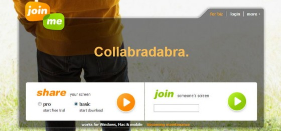 collaborate on internet