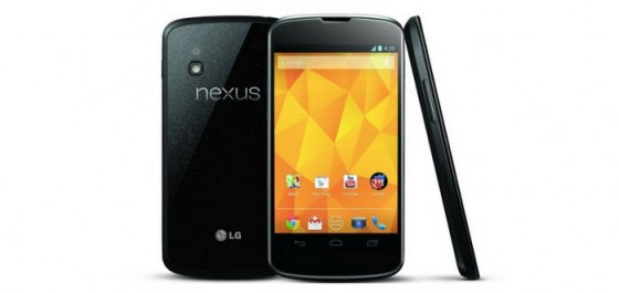 nexus 4 lg