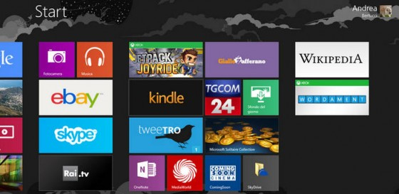 windows 8 store app