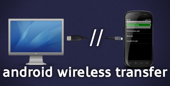 android-wireless-file-transfer