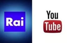 Rai addio YouTube, tutti i video rimossi