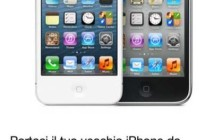 Apple sconta iPhone e iPad usati