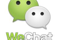 WeChat: debutto traduzione testi e chat con password