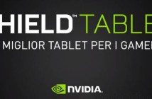 NVIDIA Shield Tablet in Italia da 299€