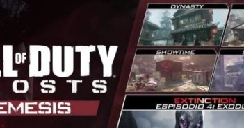 Call of Duty: Ghosts, ecco il DLC Nemesis. Trailer