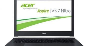 Notebook Aspire V Nitro presentazione ufficiale