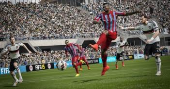FIFA 15: rivelate due nuove immagini