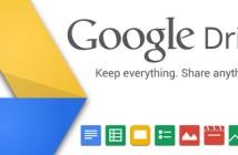 Google Drive si aggiorna: dettagli