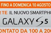 Unieuro-Marcopolo: sconto fino 200 euro su Galaxy S5