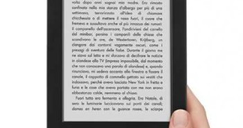 Nuovo Kindle Touch a 59 euro