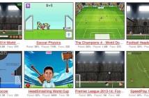 Giochi di calcio gratis online