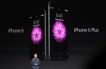 IPhone 6 e 6 Plus presentazione ufficiale