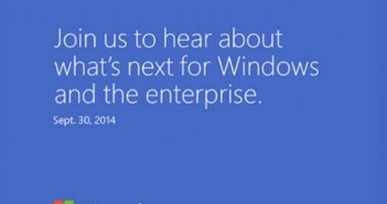 Windows 9 arriva il 30 settembre