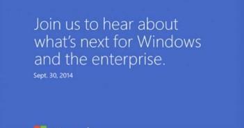 Windows 9 arriva il 30 settembre