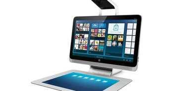 HP Sprout, PC senza mouse e tastiera
