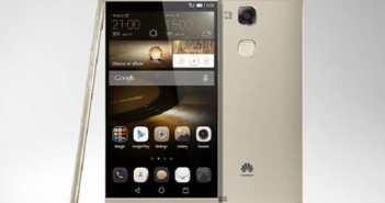 Huawei Ascend Mate 7 Gold in Italia da dicembre