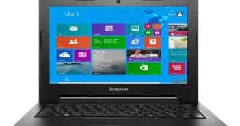 Lenovo S20 Touch in Italia a 260€