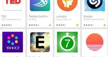 App Migliori secondo Google