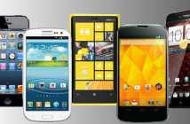 Smartphone: 1.3 miliardi venduti nel 2014