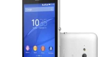 Sony Xperia E4g è ufficiale
