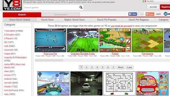i migliori giochi erotici fare amicizia su internet