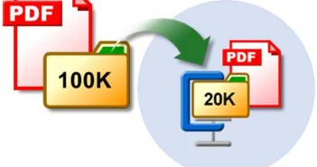 Ridurre dimensione file PDF: ecco come fare