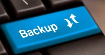 Programmi per eseguire il backup