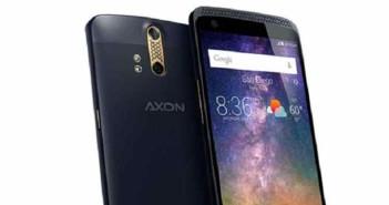ZTE Axon ufficiale: 4GB RAM e QHD a 450 dollari