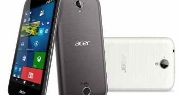 Acer presenta 6 nuovi smartphone Android e Windows