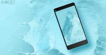 Xiaomi Mi 4c presentazione ufficiale