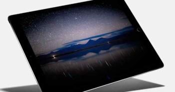 iPad Pro ufficiale: specifiche tecniche e prezzi