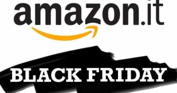 Amazon Black Friday prime offerte