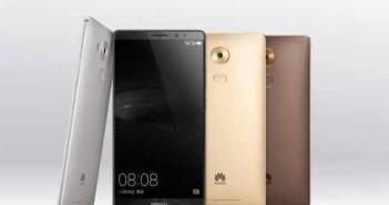 Huawei Mate 8 svelato: specifiche tecniche e prezzi