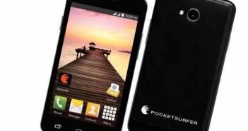 Datawind PocketSurfer 2G4X e 3G4Z smartphone low cost