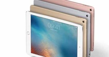 iPad Pro 9.7 ufficiale specifiche e prezzi