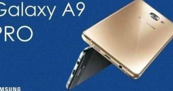 Samsung Galaxy A9 Pro specifiche tecniche ufficiali