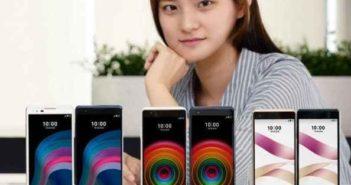 LG X5 e X Skin specifiche tecniche ufficiali