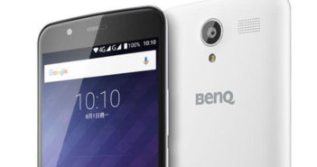 BenQ T55: nuovo smartphone Android