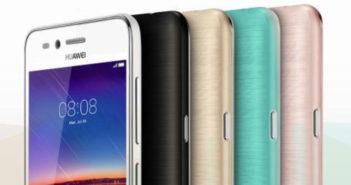 Huawei presenta 4 nuovi smartphone