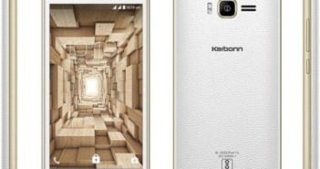 Karbonn Titanium 3D nuovo smartphone low cost