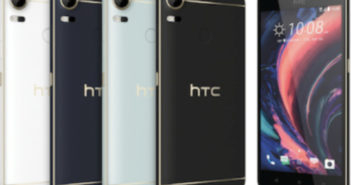 HTC Desire 10 Lifestyle e Pro specifiche ufficiali