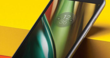 Moto E3 Power nuovo smartphone Android low cost