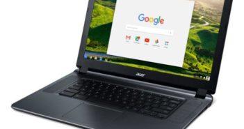 Acer Chromebook 15 ufficiale a 199$