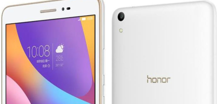 Honor Pad 2 nuovo tablet Android ufficiale
