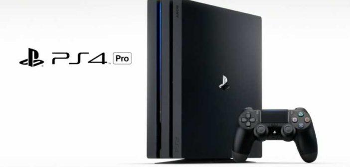 PlayStation 4 Pro disponibile in Italia. Giochi in arrivo