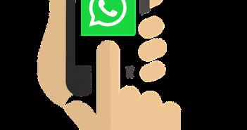 condividere posizione whatsapp