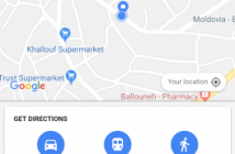 google-maps-go